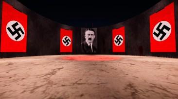 """Wolfenstein 2: The New Colossus """"Wolfenstache. The New Censorship - альтернативния версия Wolfenstein 2: The New Colossus"""""""