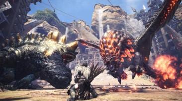 В PS Store стала доступна бесплатная пробная версия Monster Hunter World