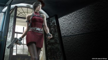 Новые изображения модификации Resident Evil 4 HD Project