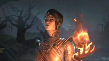 Новые скриншоты Diablo IV демонстрируют навыки, таланты и систему чар