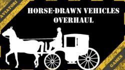 "Grand Theft Auto: San Andreas ""Horse-Drawn Vehicles Overhaul"""