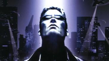 Искусственный интеллект улучшил текстуры в оригинальной Deus Ex