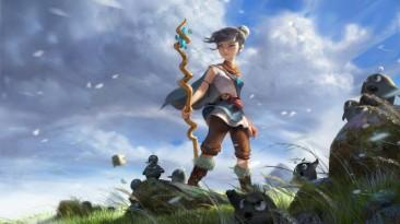 Разработчики Kena Bridge of Spirits рассказали о дизайне и анимации, а также представили новые арты