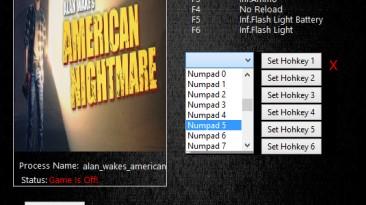 Alan Wake's American Nightmare: Трейнер/Trainer (+6) [1.03.17] {MrAntiFun}