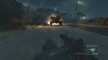 "Metal Gear Solid 5: Ground Zeroes ""FPS Mod by -Pao"" [вид от первого лица] v0.5.5"