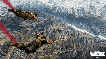 Для Call of Duty: Warzone вышел новый пакет текстур на PS5 и Xbox Series X