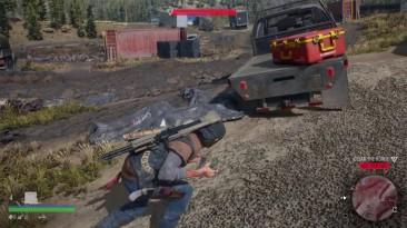 Игрок победил орду из 300 зомби в Days Gone, не сделав ни единого выстрела