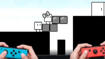 Демка BoxBoy! + BoxGirl! вышла в Nintendo eShop