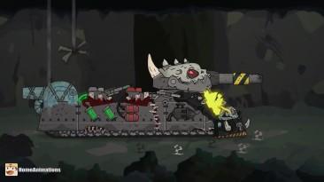 Последний бой Ратте - Мультики про танки