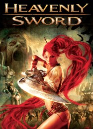 Обложка игры Heavenly Sword