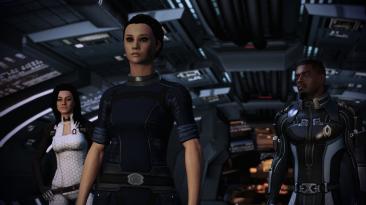 """Mass Effect Legendary Edition """"Новая броня и одежда для ME2"""""""