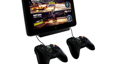 Razer Edge - игровой планшет на Windows 8