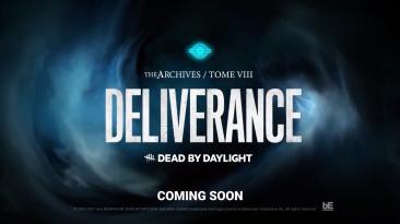 Трейлер VIII книги Deliverance