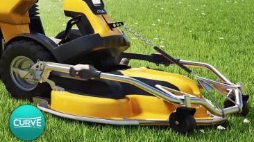 Симулятор газонокосильщика Lawn Mowing Simulator выйдет 10 августа