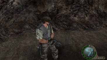 "Resident Evil 4 ""Leon S.T.A.R.S+P90MC"""