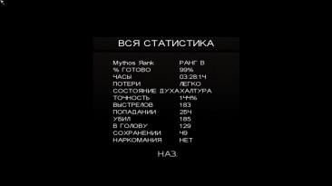 "Call of Cthulhu: Dark Corners of the Earth: Сохранение/SaveGame (Уровень сложности ""Бойскаут"", 49 сохранений)"