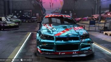 Need for Speed: Heat: Сохранение/SaveGame (Skyline BMW M3 GTR и др. 50LvL)