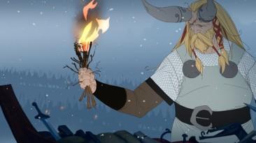 The Banner Saga уже доступна на PS4 и Xbox One