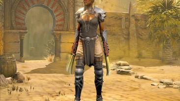 """Diablo 2: Resurrected """"Убийца с альтернативным цветом кожи"""""""