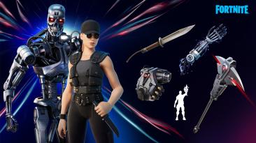 Epic Games вернет деньги за скин Терминатора в Fortnite