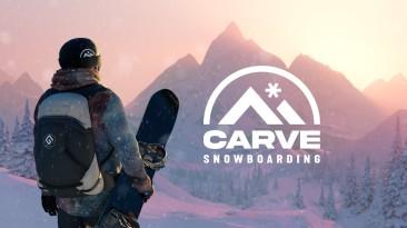 Анонс Carve Snowboarding для Oculus VR