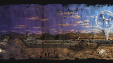 Разработчики неофициального ремейка New Vegas на движке Fallout 4 поделились новыми скриншотами