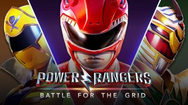 Представлен новый персонаж для Power Rangers: Battle for the Grid