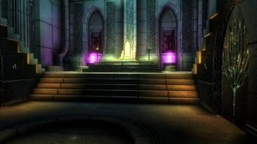 "TES 4 Oblivion ""Склеп некроманта"""