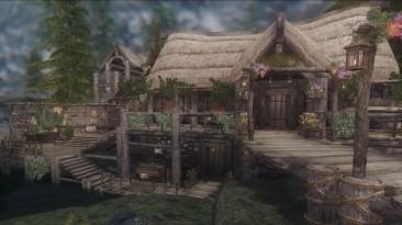 "Skyrim ""Leaf Rest - спокойный лист"""