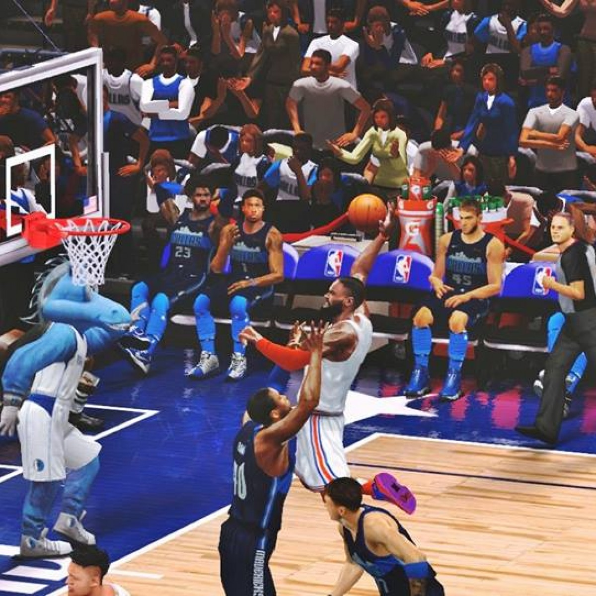 Roster nba 2k14 NBA Roster