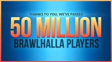 Файтинг Brawlhalla достиг отметки в 50 миллионов игроков
