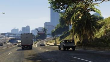 "Grand Theft Auto 5 ""Beta Vegetation & Props [Add-On] 1.9"""
