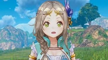 Первые кадры с игровым процессом из Atelier Firis: The Alchemist of the Mysterious Journey