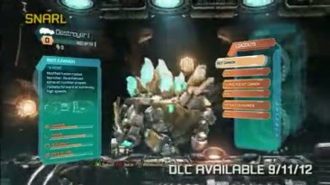 "Transformers: Fall of Cybertron ""DLC Trailer"""