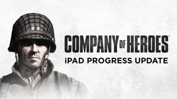 Мобильный порт Company of Heroes не выйдет в этом году