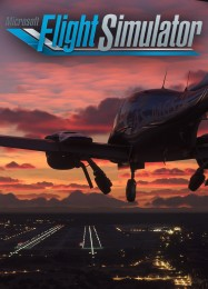 Обложка игры Microsoft Flight Simulator