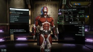 """XCOM 2 """"[WOTC] All Armor For Heroes"""""""