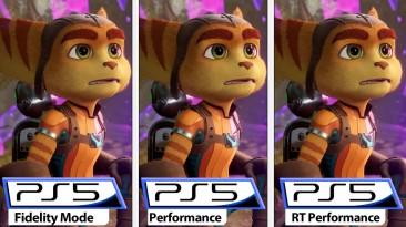 Тестирование: Ratchet & Clank Rift Apart для PlayStation 5 проверили на скорость работы