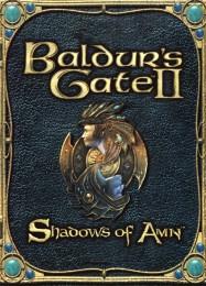 Обложка игры Baldur's Gate 2: Shadows of Amn
