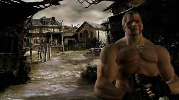 "Resident Evil 4 UHD ""Boss Краузер с ТМР и луком"""