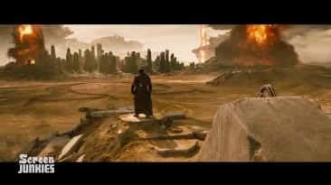 Библейский Честный-Трейлер фильма Бэтмен против Супермена: На заре справедливости