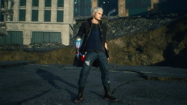 """Devil May Cry 5 """"Legacy Nero"""""""