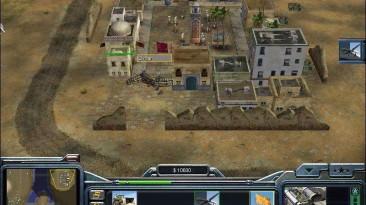 """Command & Conquer Generals: Zero Hour """"Карта - Desert Village"""""""
