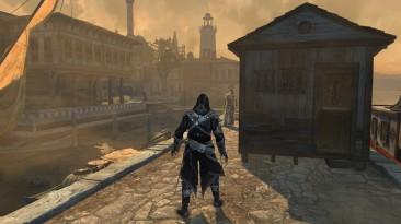 "Assassin's Creed: Revelations ""Синее Снаряжение Эцио By TuriCt"""