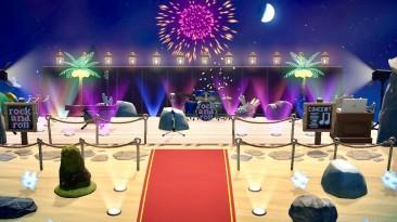 """Поклонник Animal Crossing провёл в игре """"рок-концерт"""""""