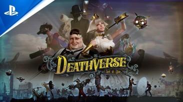 Дебютный трейлер Deathverse - Let it Die, где творится настоящая вакханалия
