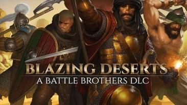 """Состоялся выход дополнения """"Blazing Deserts"""" для Battle Brothers"""