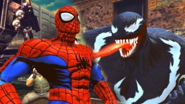 """Street Fighter X Tekken """"Spider-Man & Venom"""""""