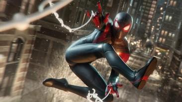 Продано 4,1 миллиона копий Marvel's Spider-Man: Miles Morales в прошлом году