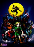 Legend of Zelda - Majora's Mask 3D